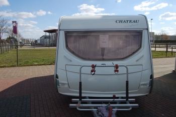 Gerbuikte Chateau Comfort caravan uit 2005 te koop in Stadskanaal