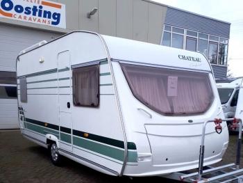 Gebruikte caravans te koop bij Willie Oosting in Stadskanaal